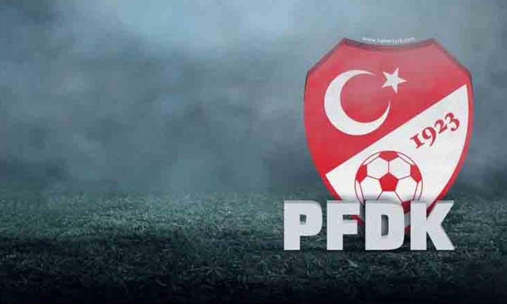 Fenerbahçeli üç futbolcu, PFDK'ya sevk edildi