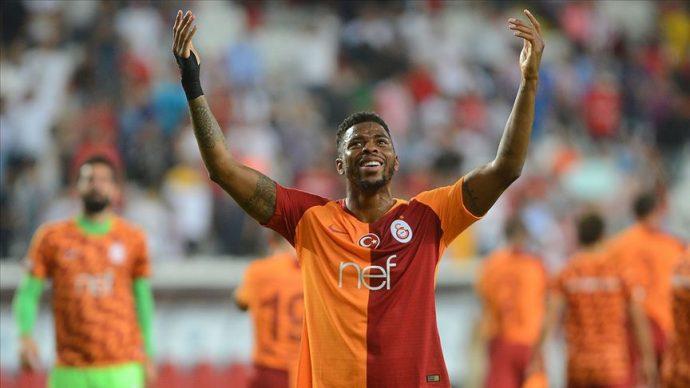 Galatasaray'ın jokeri Rayn Donk'a yeni sözleşme