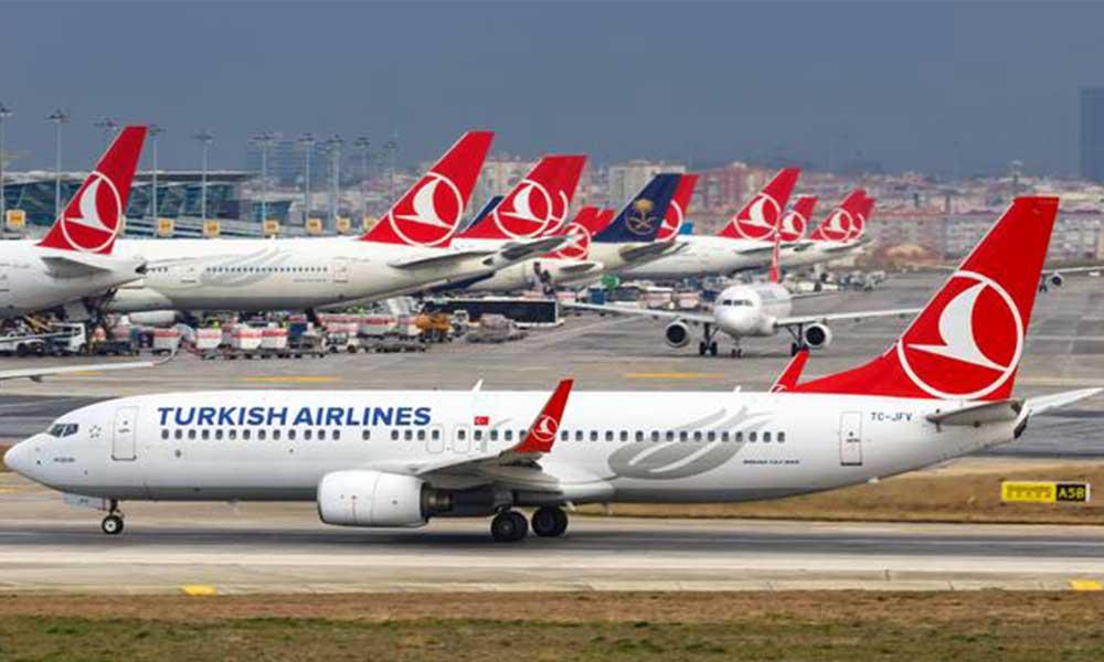 THY yurt dışı uçuşlarında indirime gitti! İşte kampanyalı biletlerin geçerli olduğu tarihler