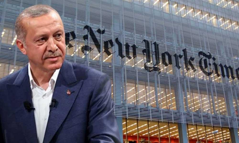 Hasankeyf New York Times'ın manşetinde: ''Erdoğan'ın değişim hırsının kurbanları''