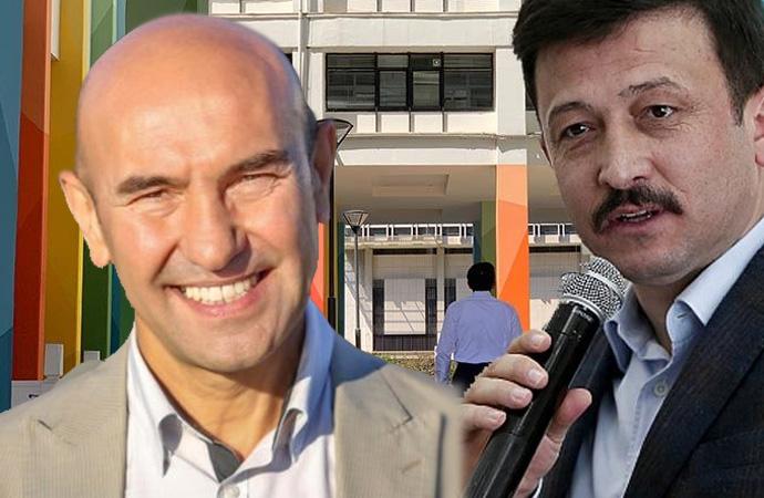 Süt kutularını hedef gösteren AKP'li Hamza Dağ'a Tunç Soyer'den cevap!
