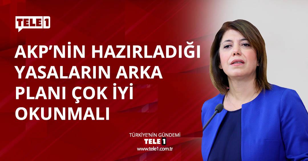 AKP'nin stratejisinde bir yumuşama beklenemez