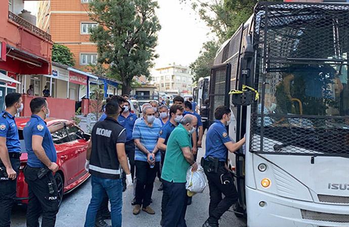 Kaçak tütün operasyonu: 20 tutuklama