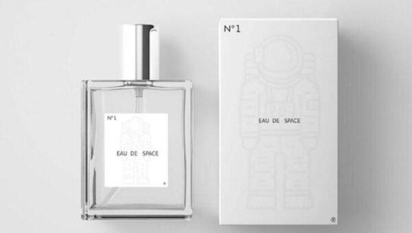 Uzay kokusu parfüm haline getirildi