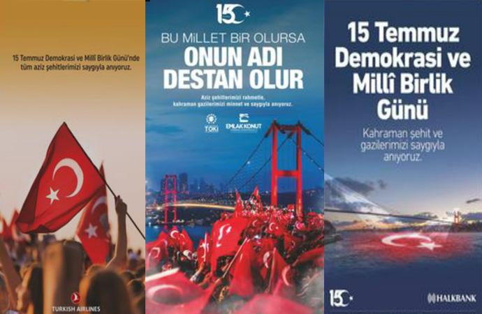 Kamu kurumlarının milyonlarca liralık 15 Temmuz ilanları okunmayan yandaş medyaya aktı