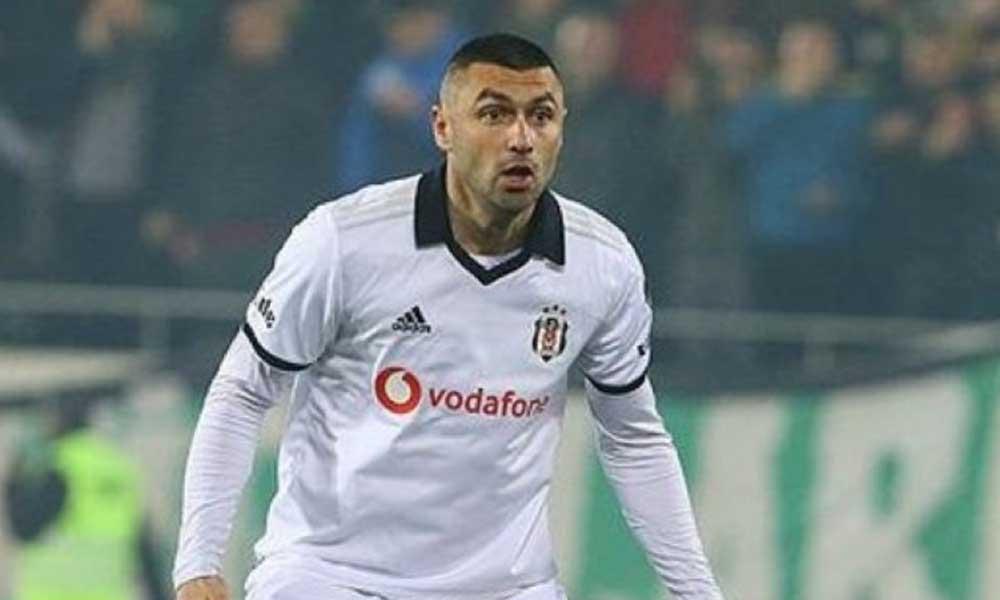 Beşiktaş'tan flaş Burak Yılmaz kararı! Eğer Lille transfer etmek istiyorsa bu şarta uymalı