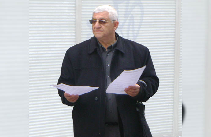 İşçi sınıfı mücadelesinin önemli isimlerinden Zeki Özhoroz hayatını kaybetti