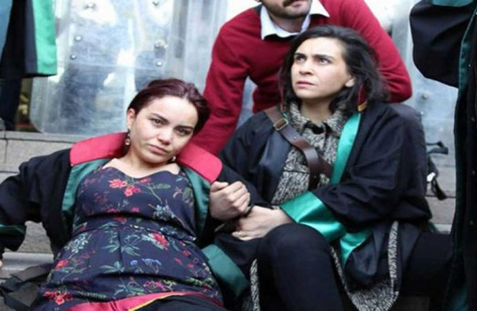 Avukat Zeycan Balcı'nın belini kıran polisin yargılandığı dava ertelendi