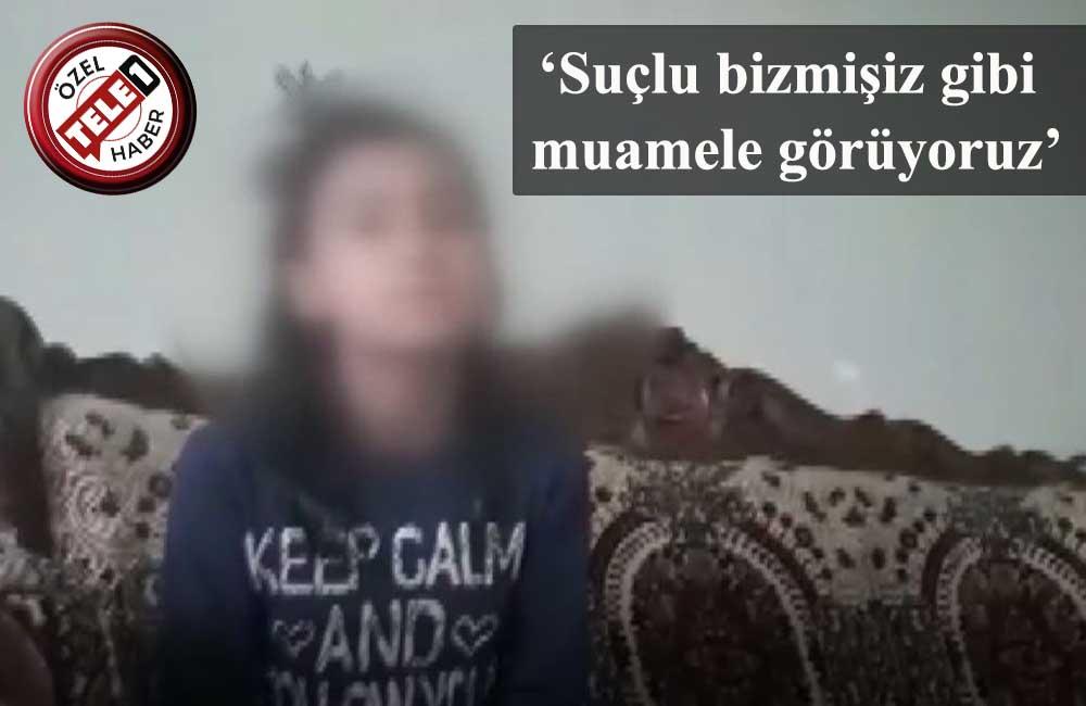 Ağrı'da cinsel saldırıya uğrayan çocuğun ailesinden yardım çağrısı!