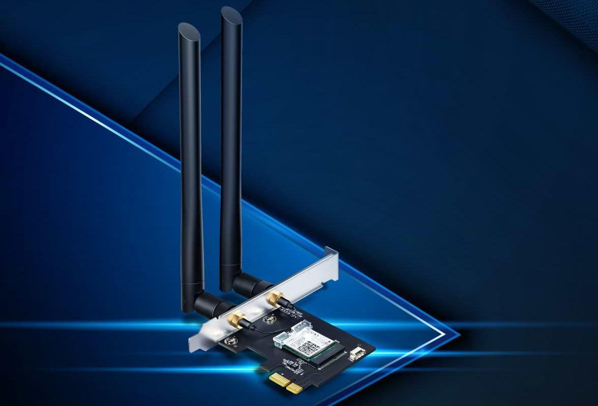 Archer T5E : PC'nize yüksek WiFi hızı dopingi