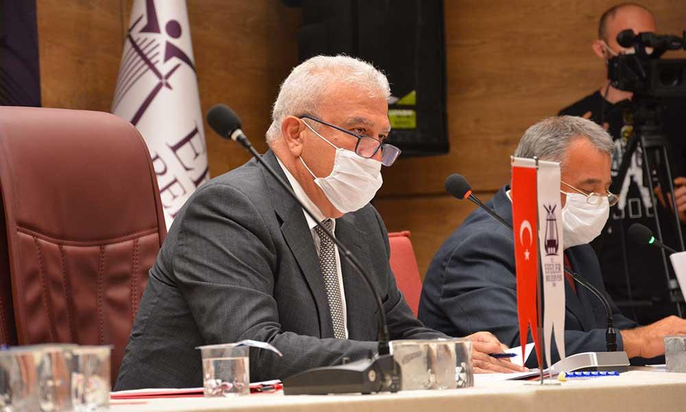 Efeler Belediye Meclisi toplanıyor