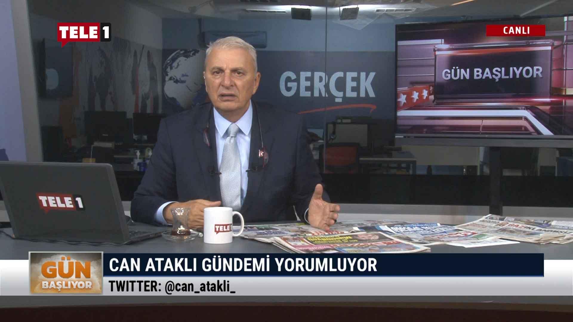 Can Ataklı bu Erdoğan'ın bitişidir