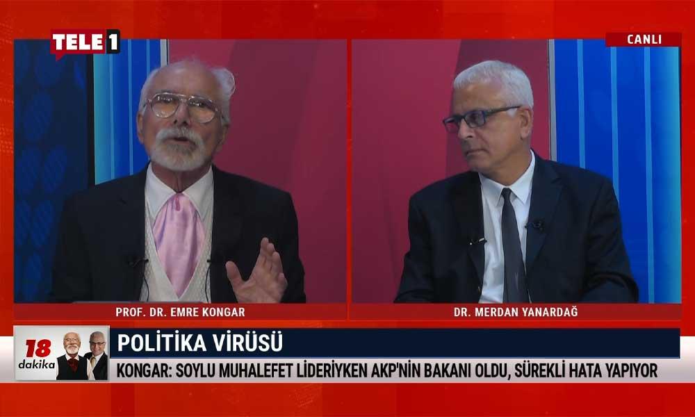 Merdan Yanardağ: Cüneyt Özdemir 15 Temmuz'dan sonra neden ABD'ye kaçtı?