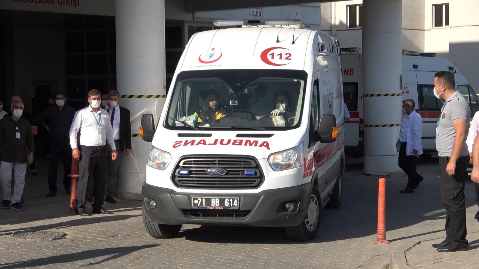 Ordu Büyükşehir Belediye Başkanı Hilmi Güler, trafik kazası geçirdi