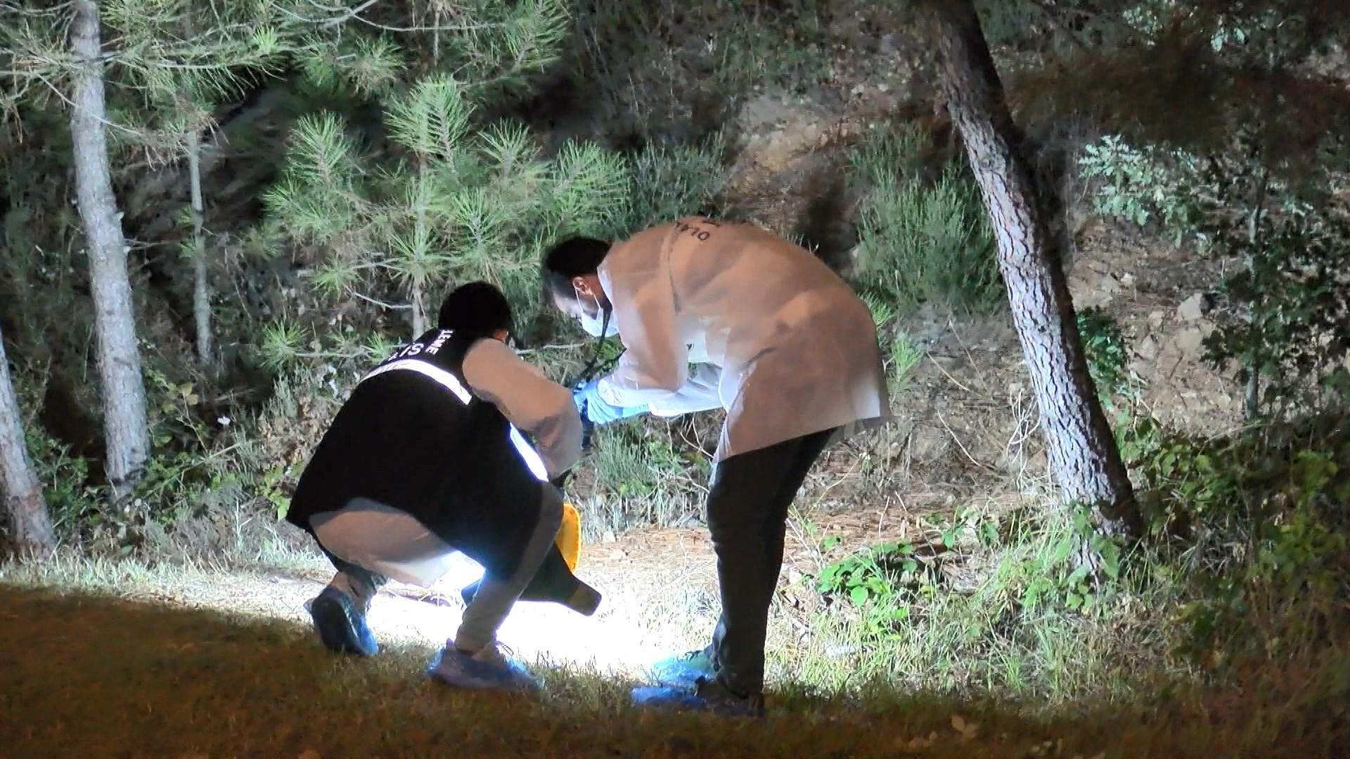 Kartal'da kablo hırsızları itfaiye ekibine ateş açtı: 1 itfaiye eri yaralandı
