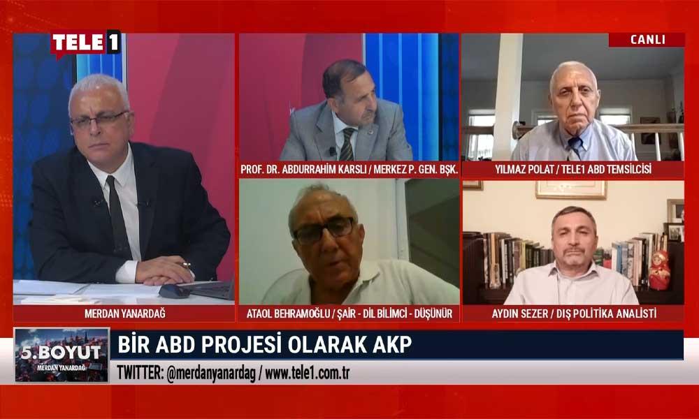 """""""AKP'nin ABD temsilcisi Biden'e bağış yapmış"""" – 5. Boyut"""