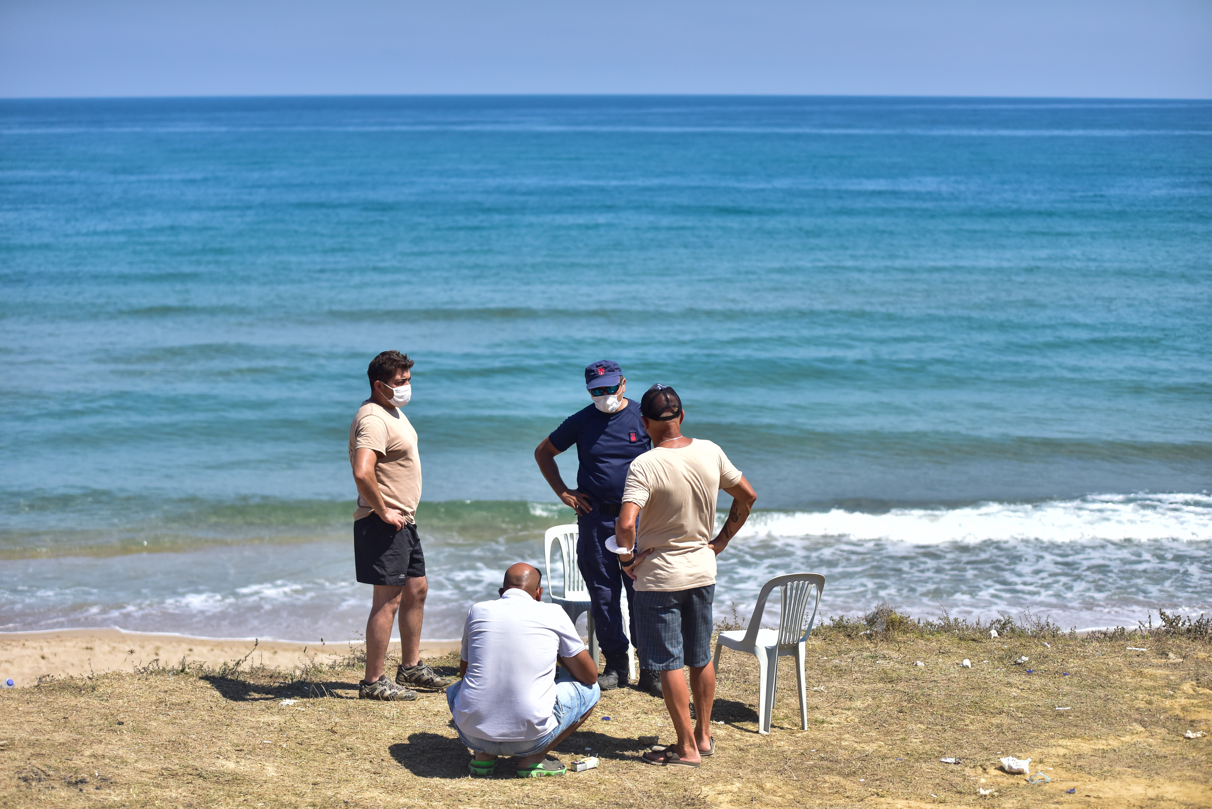 Denizde kaybolan iki kardeşin cansız bedeni bulundu