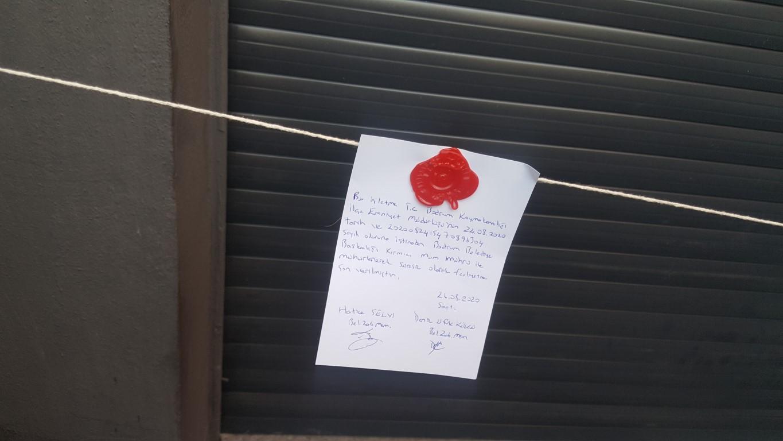 Bodrum'da koronavirüs tedbirlerine uymayan dört işletme kapatıldı