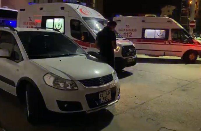 Sakarya'da, aynı bölgede iki ayrı silahlı saldırı: 1 ölü, 5 yaralı
