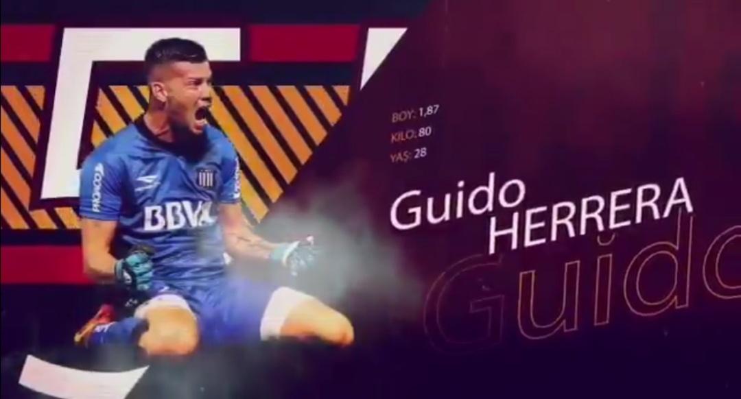 Yeni Malatyaspor, kaleci Guido Herrera'yı transfer etti