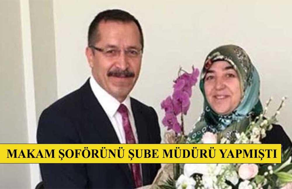 Pamukkale Üniversitesi'nde adrese teslim ilan: Kriterleri karşılayan tek kişi rektörün eşi!