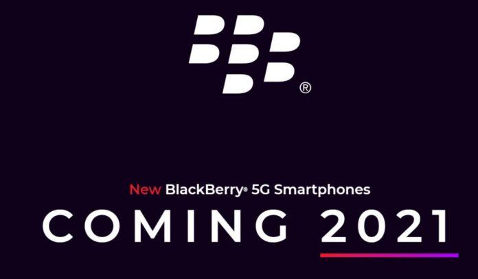 BlackBerry markası piyasaya geri dönüyor