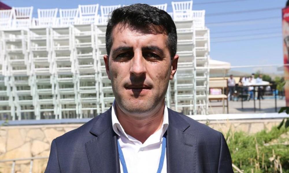 Yerine kayyum atanan HDP'li başkan gözaltına alındı