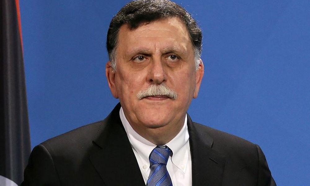 Libya Başbakanı Serrac'tan askeri operasyonların durdurulması talimatı
