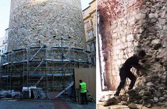 Galata Kulesi'ni Koruma Kurulu'ndan kim koruyacak?