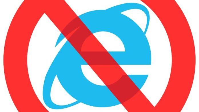 Microsoft, Internet Explorer tarayıcısının fişini çekiyor