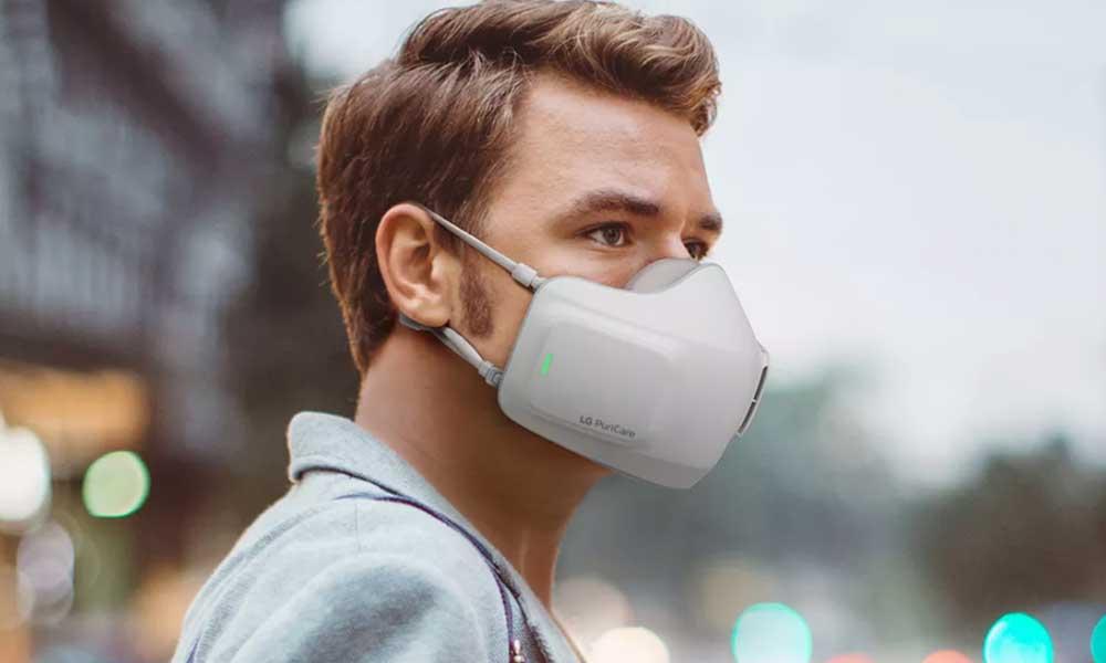 Teknoloji devinden 'maske': İçinde iki tane fan olacak, alınan nefesi filtreleyecek