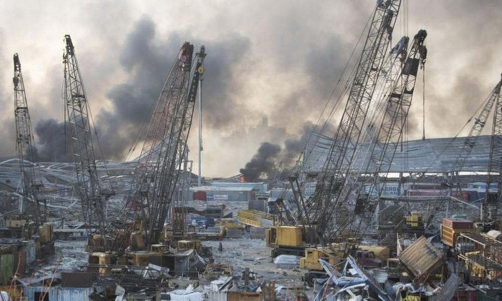 Beyrut'taki patlamada yaralanan 6 Türk vatandaşın kimlikleri belli oldu