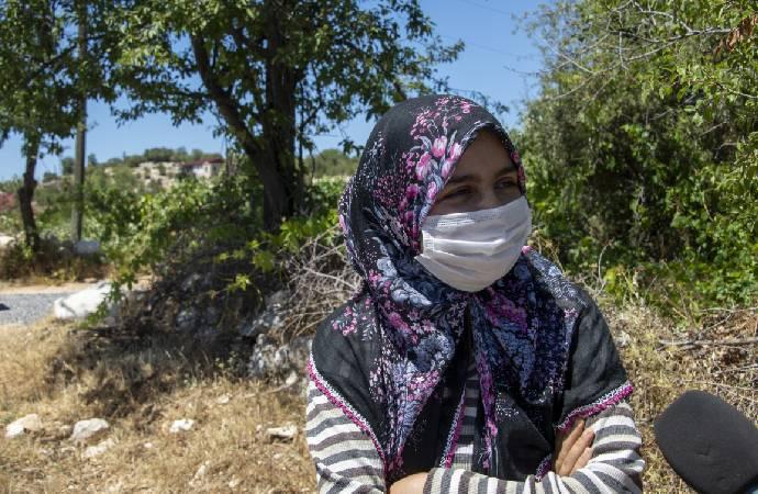 Gülnar kırsalından bir 'kardelen' hikayesi: Burçin Nar