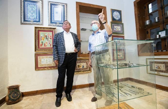 Türkiye'nin ilk sağlık müzesinde sona doğru