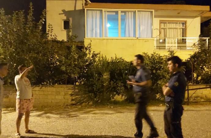Gazipaşa Gazeteciler Cemiyeti Başkanı'nın evine ateş açıldı