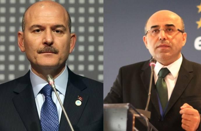 Bakan Soylu ile İmamoğlu'nun kampanyasını yürüten Özkan arasında 'takviye kuvvet' tartışması
