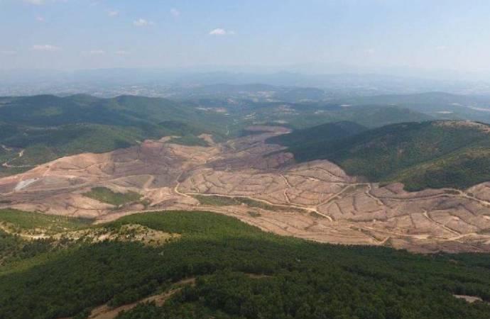 Kazdağları'ndaki ormanlık alanlara giriş ve çıkışlar yasaklandı