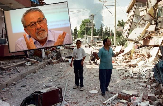 Prof. Dr. Görür'den 'Marmara depremi' yorumu: En iyi senaryo bile ürkütüyor