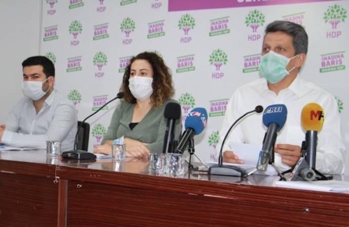 HDP'den 'kayyım' raporu: Seçilmişler Saray'dan gelen talimatlarla tutuklandılar