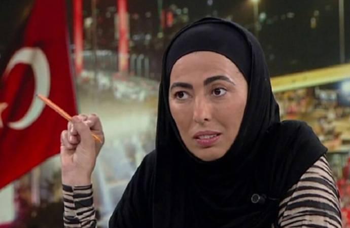 Nihal Olçok'tan, Cumali İbin'in gazilik raporunun iptal edilmesine sert tepki: Allah sizi tarumar edecek
