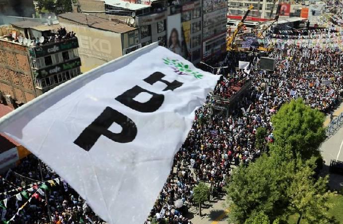 HDP, 'Demokratik Mücadele Programı'nı 'Barışa Çağrı Deklarasyonu'yla tamamlayacak