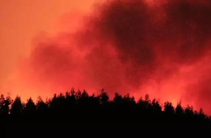 Adana Kozan'daki orman yangını sürüyor: 3 mahalle daha boşaltıldı