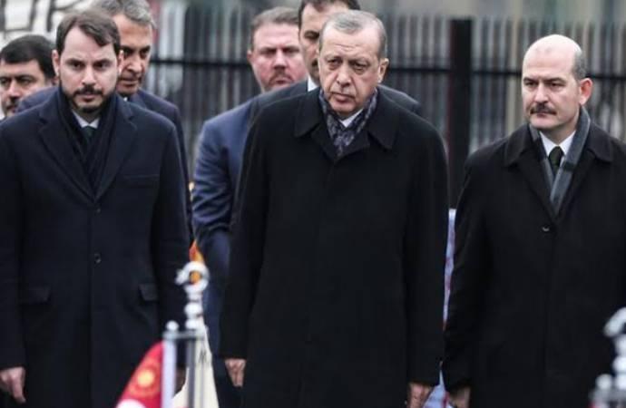 Erdoğan'ın halefi Albayrak mı, Soylu mu?