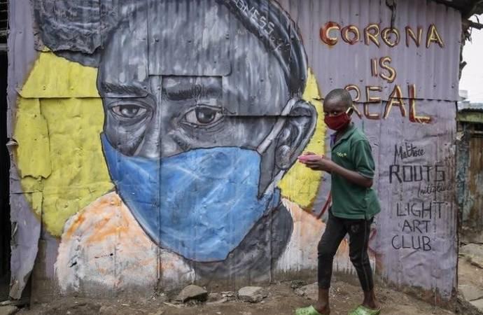 Afrika'da vaka sayısı 1 milyon 190 bini aştı
