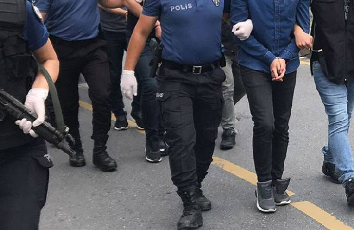 FETÖ'nün TSK ayağına operasyon: 36 şüpheli tutuklandı