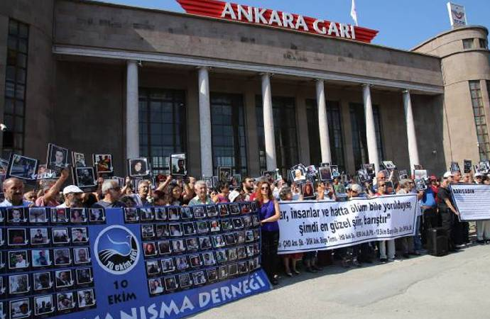 Ankara'da 'Barış Zinciri' oluşturulacak
