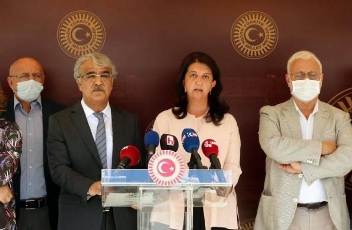 HDP'den Barışa Çağrı Deklarasyonu