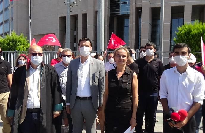 Vatan Partisi MYK üyesinden, İstanbul Barosu Başkan ve üyelerine suç duyurusu