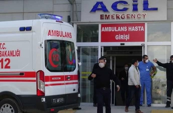 Bölgede 'koronavirüs' alarmı: 7 hasta sıra beklerken hayatını kaybetti