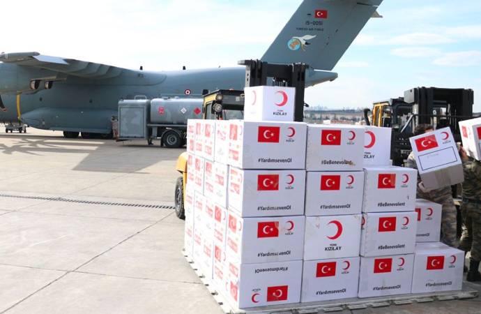 Dost ve müttefik ülkelere yardımın parasal limiti 40 milyon TL'ye çıkarıldı